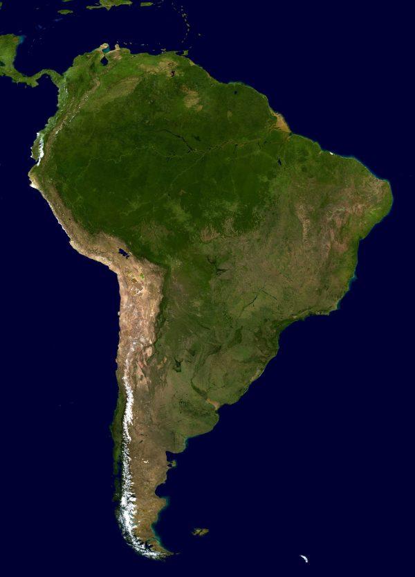 Gevaren van Latijns Amerika